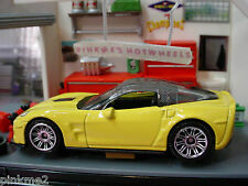 2014 MBX Exotics '08 CHEVY CORVETTE ZR1 2008∞Canary YELLOW~Loose MATCHBOX