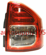 LED RH Passenger Right Side Taillamp Taillight Assembly For Jeep Compass 11-13