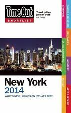 Time Out Shortlist New York 2014