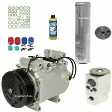 New A/C Compressor & Drier Kit Fits: 2004 - 2012 Mitsubishi Galant 2.4L & 3.8L