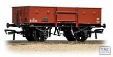 38-326 Bachmann OO 13T High Sided Steel Open Wagon Chain Pockets BR Bauxite Late