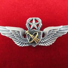 NASA U.S. ARMY ASTRONAUT PILOTS WINGS BADGE MEDAL FOR SPACE MISSIONS