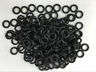 Lot 100 pcs Brand New MINT Rubber O-Rings Waist Bands GI Joe Cobra Action Force