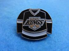 LOS ANGELES KING BLACK JERSEY PIN A.C.E OFFICIAL LICENCED PRODUCT