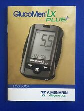 Home Monitoring Diary For Diabetics - Store Blood Glucose Results - Essential