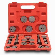 Universal Car 22pcs Disc Brake Caliper Piston Rewind Tool Kit Set Auto Wind Back