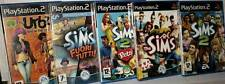 THE SIMS THE SIMS 2 THE SIMS 2 PETS GIOCHI USATI SONY PS2 ED ITALIANA GD1 36688