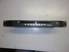 Avocent Switchview 1000 8 Port KVM Switch 0321010732 *FREE SHIPPING*