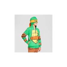 Boys Teenage Mutant Ninja Turtles  Michelangelo Hooded Sweatshirt Size:  L, XL