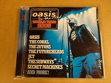 CD / NME - OASIS PRESENTS ON THE ROAD - WORLD TOUR 2005