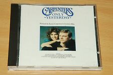 Carpenters - Only Yesterday - Greatest Hits - CD ALBUM (ref 512)