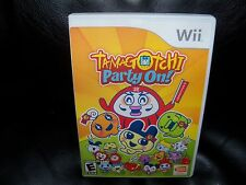 Tamagotchi: Party On!  (Nintendo Wii, 2007) EUC