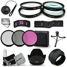 52mm MACRO Filters + KIT f/ Nikon AF-S DX Micro-NIKKOR 40mm f/2.8G Lens