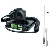 UNIDEN UH5000NB+CH5T FGLASS WHITE 80 CHANNEL ANTENNA UHF RADIO PACK+ 5 YEAR WTY