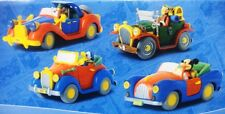 DISNEY 1/24 MICKEY MOUSE CLASSIC COLLECTION EDITION SET OF 4 NEW