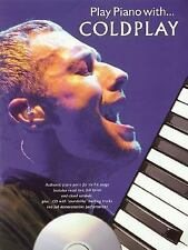 Play Piano with Coldplay Piano/Vocal/Guitar Artist Songbook