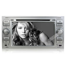 Car DVD GPS Radio Stereo for FORD TRANSIT FOCUS FIESTA C-MAX S-MAX GALAXY FUSION
