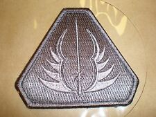 Gray Knights Black Out Prometheus Design Werx PDW Morale Patch TAD