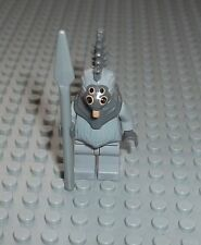 LEGO Star Wars Figur Thi-Sen inkl Speer aus Frecco Speeder 8085  Mini Fig SW18