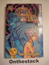 MANGA:  Rave Master Vol. 26 by Hiro Mashima (2007, Paperback)  In new condition!