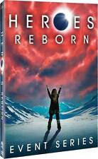 Heroes Reborn Event Series: Complete Series Zachary Levi DVD / Box Set NEW!
