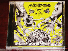 Magrudergrind: S/T ST Self Titled Same CD 2009 MG Willowtip Records WT-073 NEW