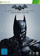 Batman: Arkham Origins -- Collector's Edition (Microsoft Xbox 360, 2013)