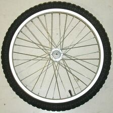 "MONGOOSE 20"" REAR HEAT TREATED ALUMINUM BMX BICYCLE RIM BIKE PARTS B77"