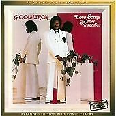Cameron,G.C - Love Songs & Other Tragedies:expanded Edition CD NEW AND SEALED