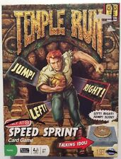 TEMPLE RUN SPEED SPRINT family Card Game, electronic