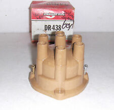 STANDARD PLUS DR-438 GM POINT TYPE DISTRIBUTOR CAP IN LINE SYSTEM 6 CYL.