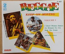 Reggae - Keep on Moving - Volume 1 - 2 CD's