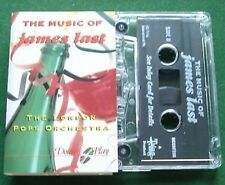 London Pops Orchestra Music of James Last Double Play Cassette Tape - TESTED