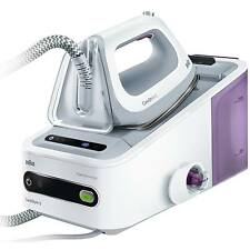 Braun IS5043 CareStyle 5 Steam Generator Iron Eloxal 3D Soleplate