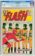 The Flash #105 (DC,1959) Origin / 1st appearance of the Mirror Master. Infantino
