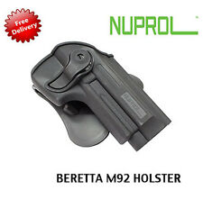 NEW NUPROL Retention Holster Betetta M92 Fits Airsoft WE KSC Tokyo Marui