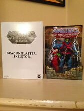 Masters Of the Universe Classics Mattel,Dragon Blaster Skeletor. look at picture