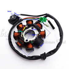 Ignition Stator Magneto Chinese GY6 125cc 150cc Moped Scooter ATV 8 Poles Coils