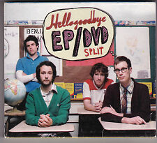 Hellogoodbye - Hello Good Bye - CD & DVD ( + Bonus Tracks drive thru 2008)