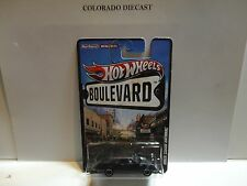 Hot Wheels Boulevard Black Buick Grand National