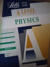 A-level Physics (Letts Educational A-level Study Guides) By Jim Breithaupt, Ken
