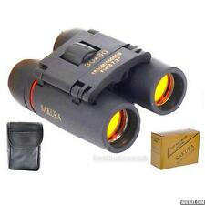 NEW GENUINE SAKURA BINOCULARS 30x60 ZOOM MINI COMPACT DAY NIGHT VISION TELESCOPE
