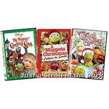 Muppets: Complete Christmas Collection Xmas Carol + Santa + More Box/DVD Set(s)
