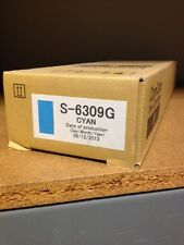 Riso 7050R S-6309G Cyan ink cartridge