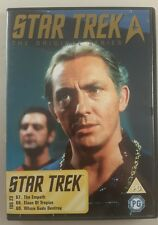 Star trek original series dvd 23 episodes 67-69 - star trek original series dvd