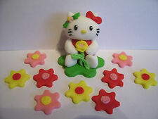 HELLO KITTY edible cake topper decoration