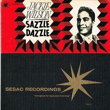 JACKIE WILSON sazzle dazzle U.S. SESAC LP_super RARE N.3501/02.P