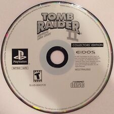 Tomb Raider 2 Collector's Edition Playstation.  Disc Only