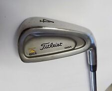 Titleist DCI Gold Triangle 4 Iron Steel Tri-Spec Regular Shaft Titleist Grip