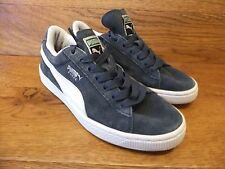 Puma Suede Slate Blue Casual Trainers Size UK 5 EUR  38